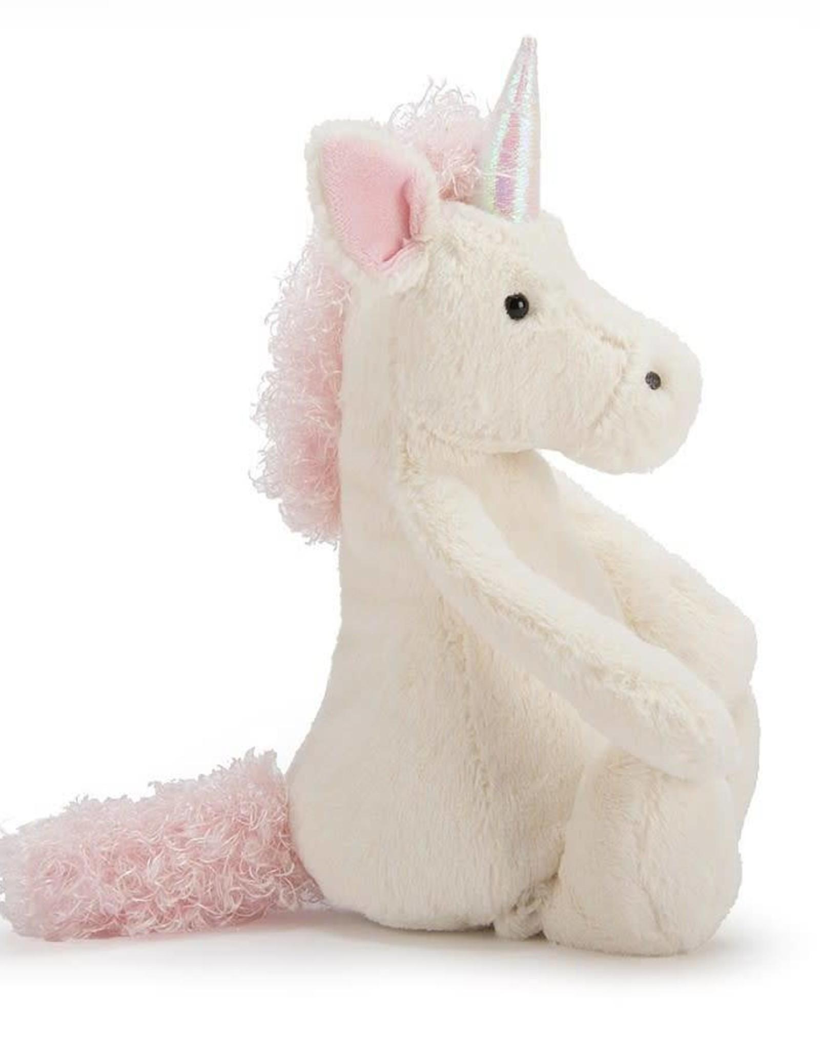 """Jellycat Bashful Unicorn - 12"""""""