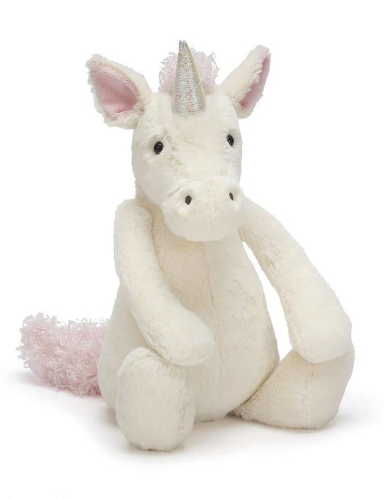 Jellycat Bashful Unicorn - 12""