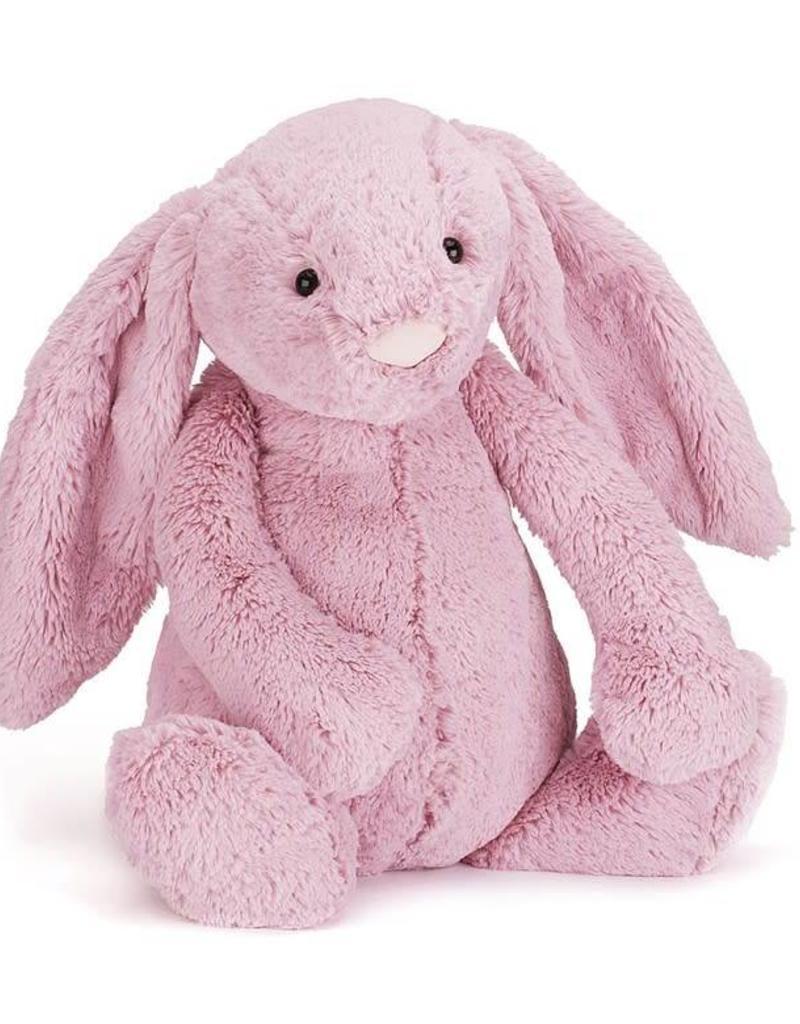"""Jellycat Bashful Tulip Light Pink Bunny - 13"""""""