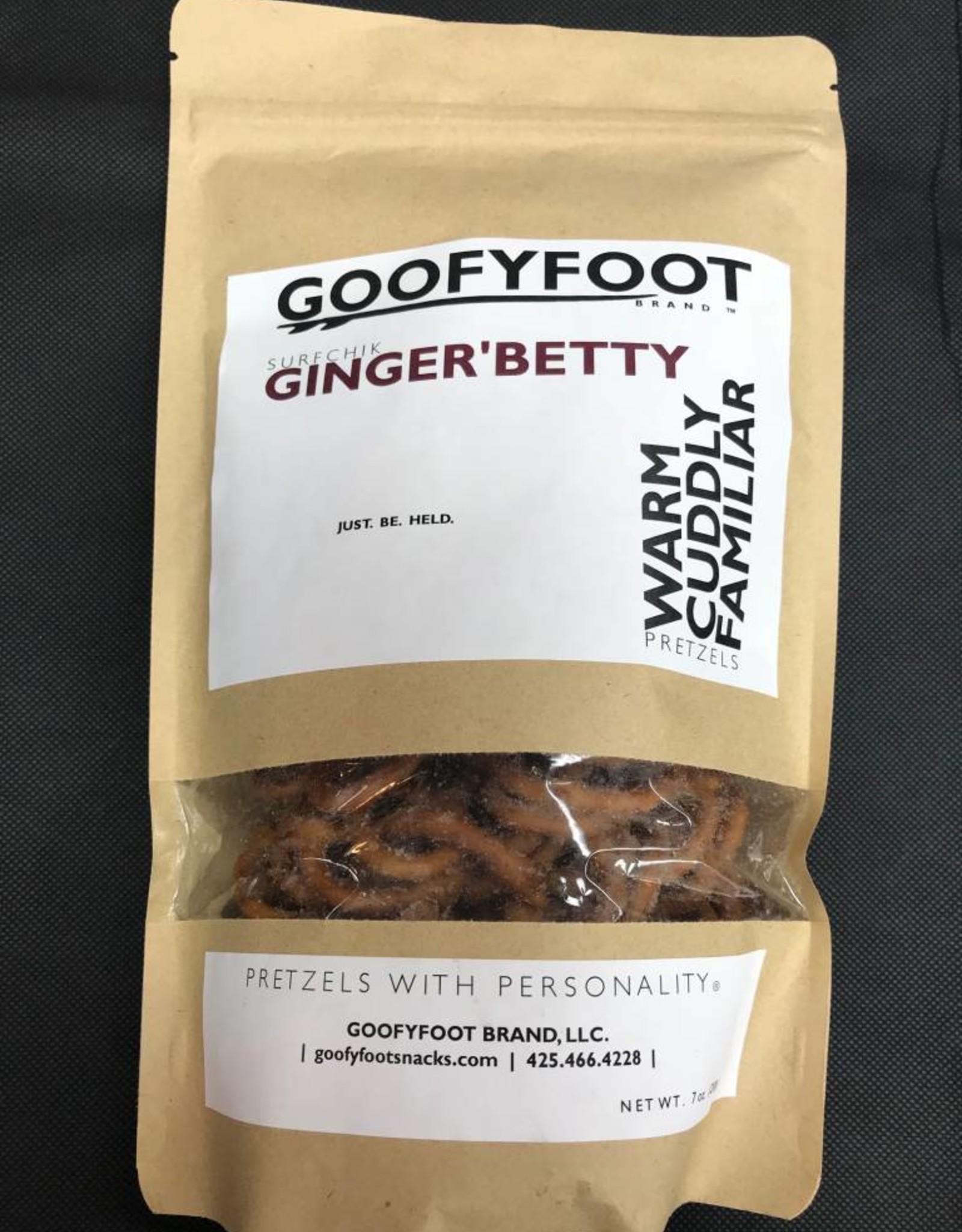 Goofyfoot Pretzels