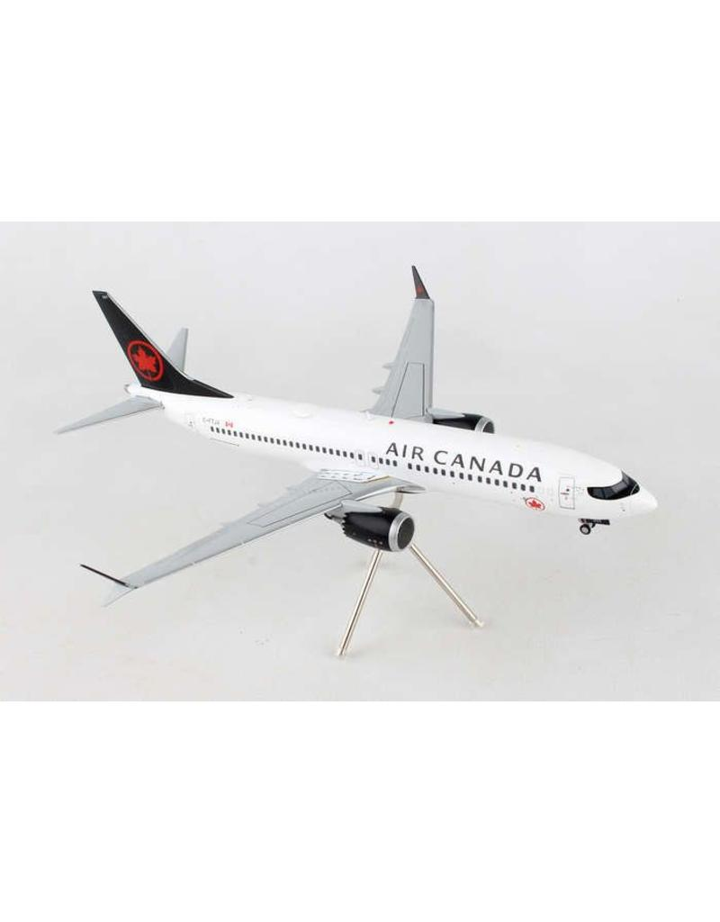 Gemini 200 Air Canada 737 Max8 1/200 New Livery
