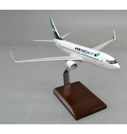 WestJet 737-800 1:100 Resin