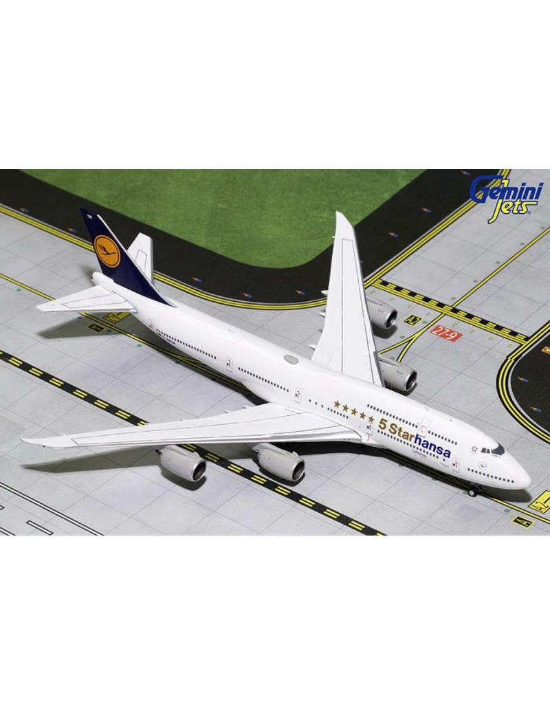 Gemini Lufthansa 747-8I 1:400