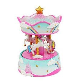 Unicorn Musical Carousel
