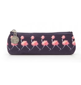 Glad To Be Me Navy Long Bag