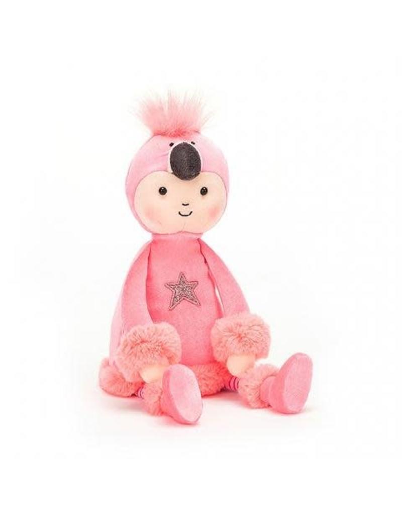 Perkies Flamingo Flapper Doll