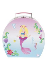 Mystic mermaid tea set in carry case pp