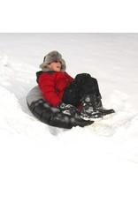 Hockey Puck Snow Tube