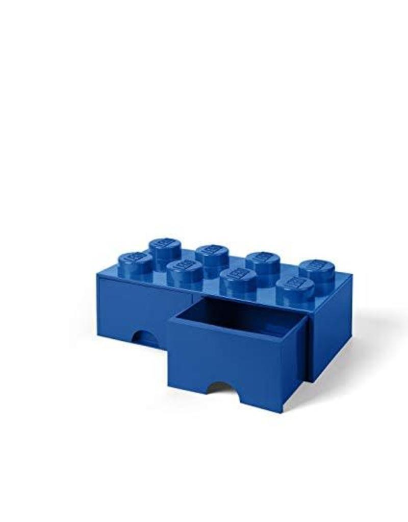 Storage Drawer 8 Blue