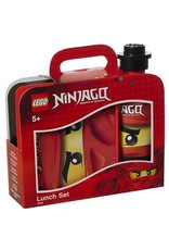Lunch Set Ninjago (red)
