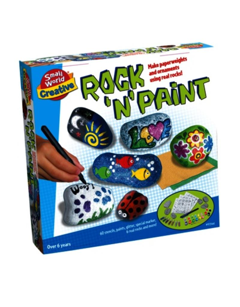 Rock 'N' Paint