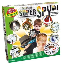 Secret Agent Super Spy 8In1