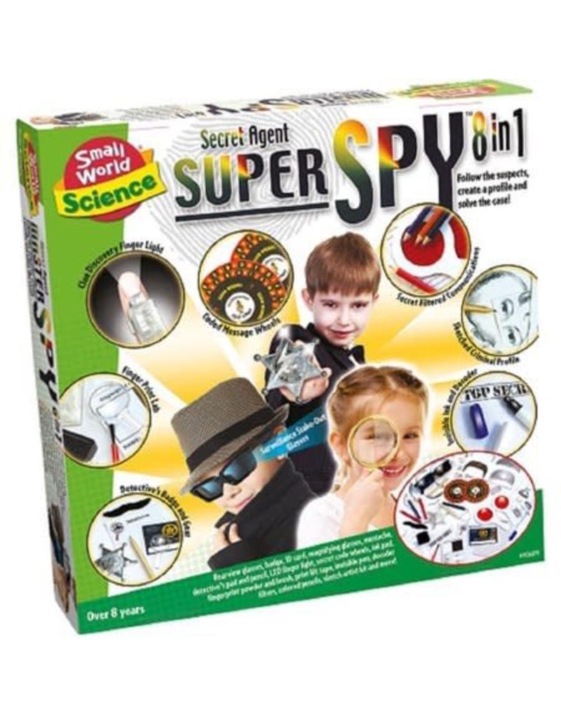Secret Agent Super Spy 8IN1