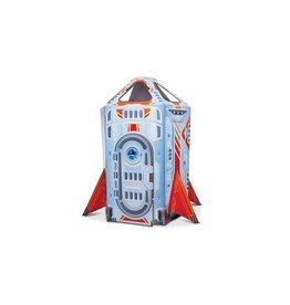 Cardboard Structure - Rocket