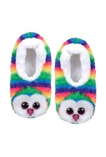 Owl Slippers SM