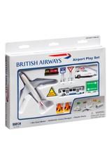 British Airways Playset