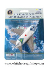 Air Force One Pull Back With Light & Sound