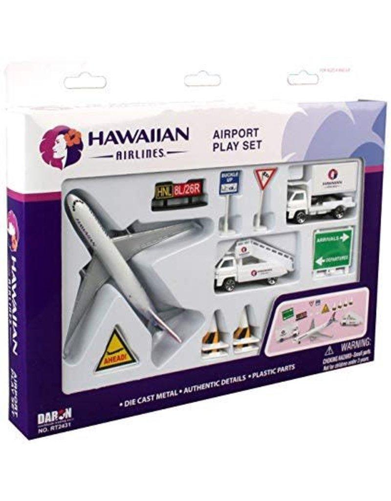 Hawaiian Airlines Playset