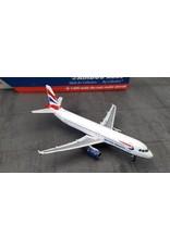 Gemini British Airways  A320 1/400