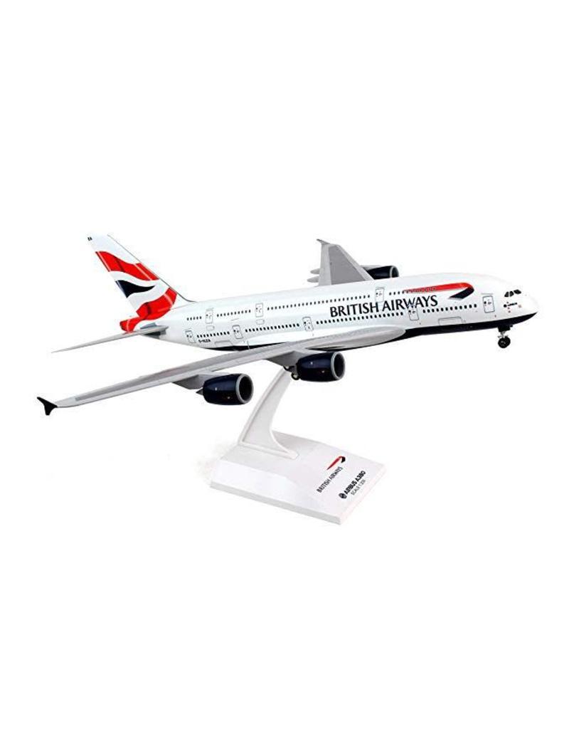 Skymarks British Airways A380 1/200 With Gear