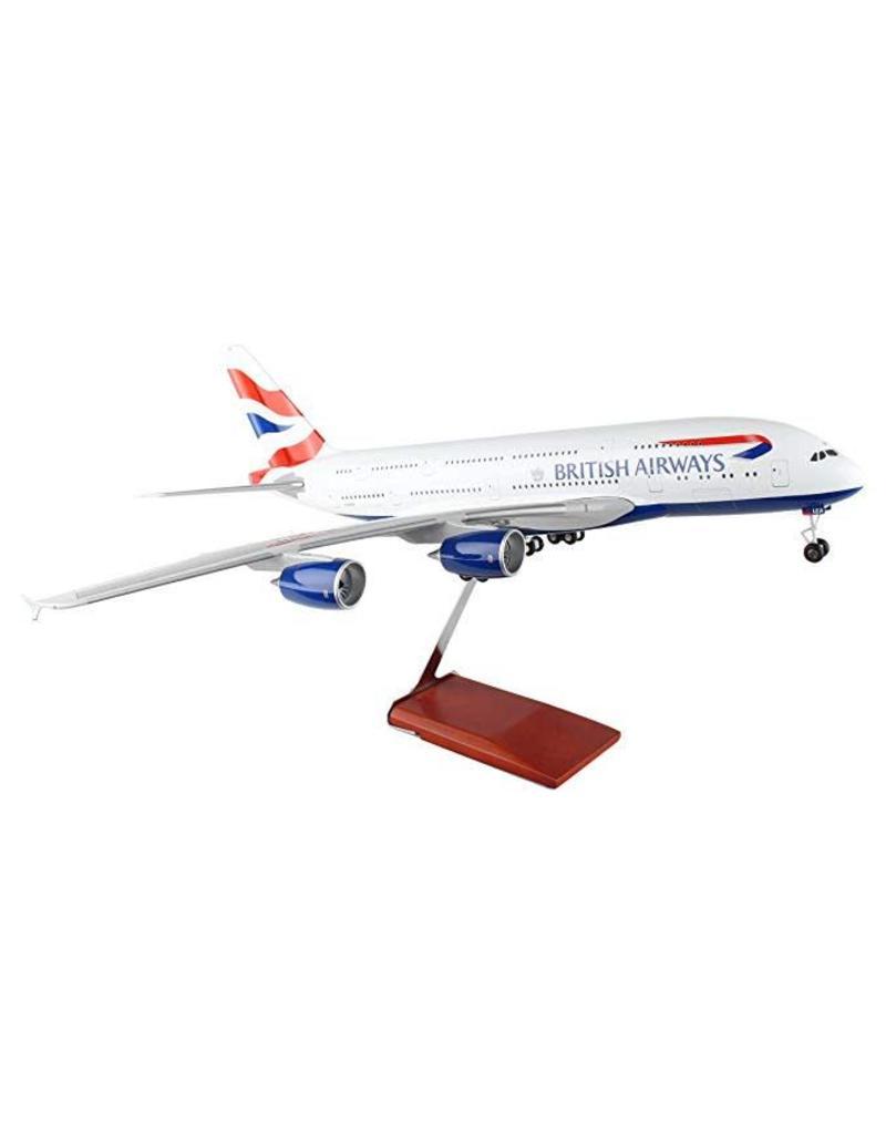 Skymarks British Airways A380 1/100