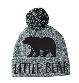 Little Bear Toque W/ Embroidered Canada Flag