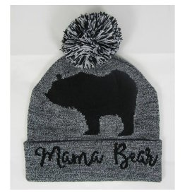 Mama Bear Toque W/ Embroidered Canada Flag