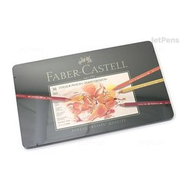 Faber-Castell Polychromos Pencils Set Of 36 Tin