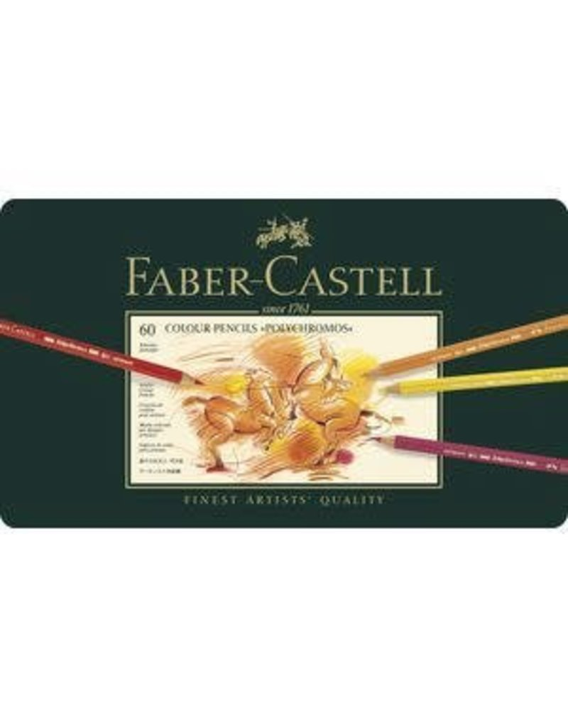 Faber-Castell Polychromos Pencils Set of 60