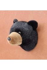 Black Bear Wall Toy
