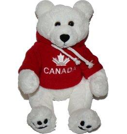 """Cuddle Critter Polar Bear 12"""""""