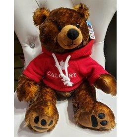 Hoodie Grizzly Bear CU-04
