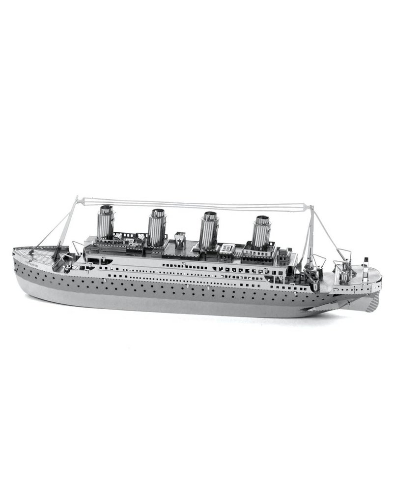 Metal Earth Titanic Ship