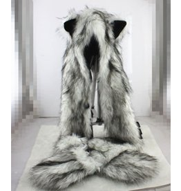 Hat Husky Grey 5455