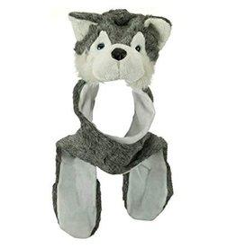 Heavy Husky Grey Hat 5325