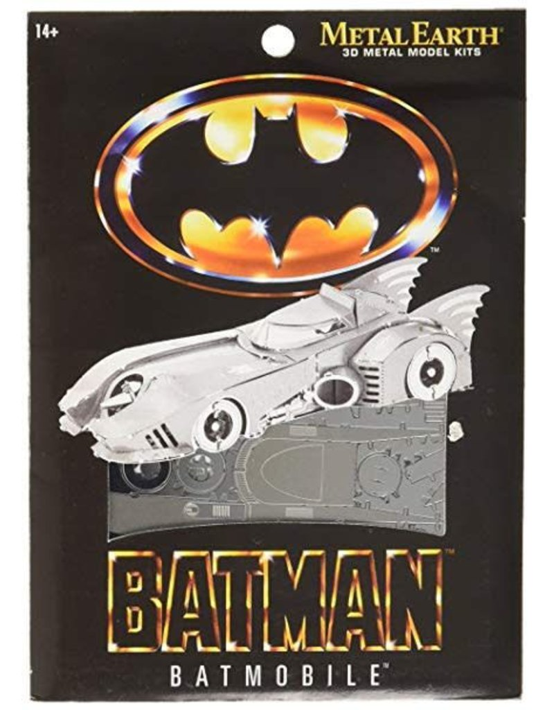 Metal Earth Batman 1989 Batmobile  372