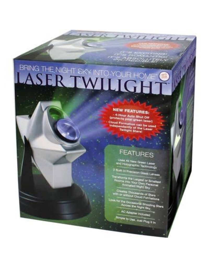 Laser Twilight Projector