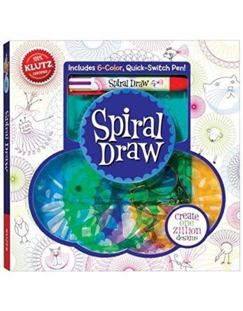 Klutz Spiral Draw