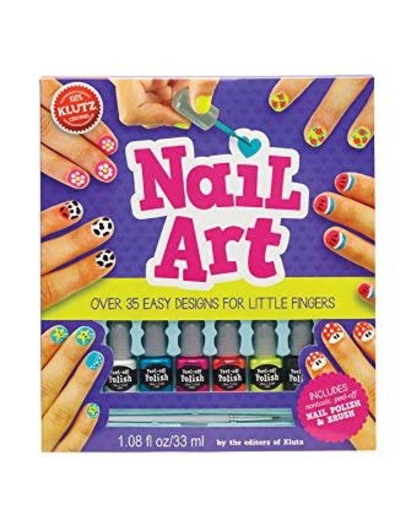 Klutz Nail Art Craft Kit