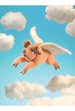 Folkmanis Flying Pig Puppet