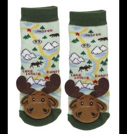 Alberta Moose Socks