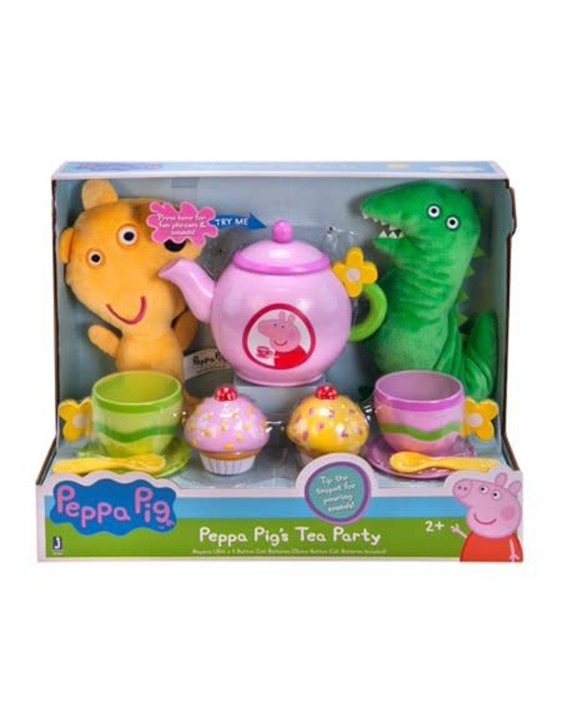 Peppa Pig Tea Party