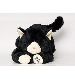 Large Black Kitten - Warm buddy
