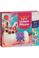 Klutz Sew Your Own Super Furry Llama