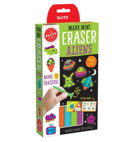 Klutz Make Mini Erasers: Aliens