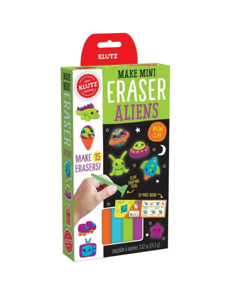 Klutz Make Mini Erasers: Aliens