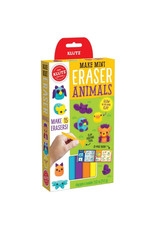Klutz Make Mini Erasers: Animals