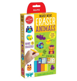 Klutz Make Mini Erasers: Animals