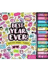 Klutz Best.Year.Ever! Planner Gratitude