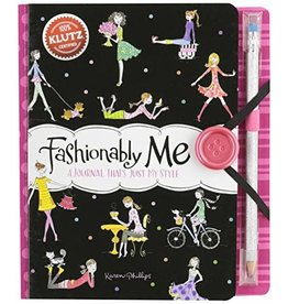 Klutz Fashionably Me Journal